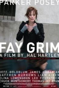 Fay Grim - Poster / Capa / Cartaz - Oficial 1