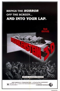 Carne para Frankenstein - Poster / Capa / Cartaz - Oficial 11