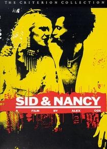 Sid & Nancy - O Amor Mata - Poster / Capa / Cartaz - Oficial 3