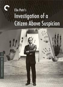 Investigação Sobre um Cidadão Acima de Qualquer Suspeita - Poster / Capa / Cartaz - Oficial 3
