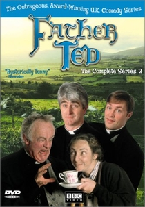 Father Ted (2ª Temporada) - Poster / Capa / Cartaz - Oficial 1