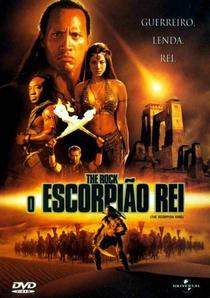 O Escorpião Rei - Poster / Capa / Cartaz - Oficial 2