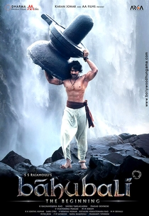 Bahubali: O Início - Poster / Capa / Cartaz - Oficial 2