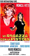 A Garota com a Pistola (The Girl with a Pistol)