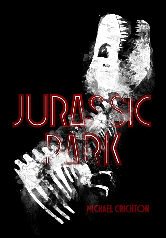 """Jurassic Park"" de Michael Crichton já está em pré-venda!"