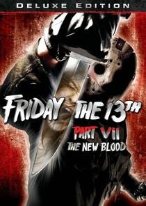 Sexta-Feira 13: Parte 7 - A Matança Continua - Poster / Capa / Cartaz - Oficial 4
