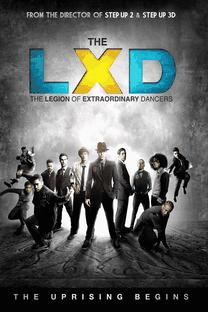 Legião De Dançarinos Extraordinários 2 - Poster / Capa / Cartaz - Oficial 1