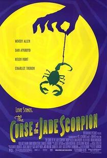 O Escorpião de Jade - Poster / Capa / Cartaz - Oficial 1