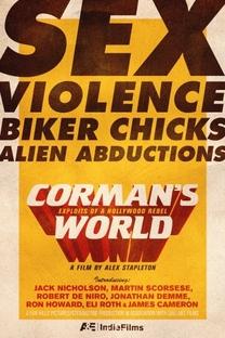 O Mundo de Corman: Aventuras de um rebelde de Hollywood - Poster / Capa / Cartaz - Oficial 3
