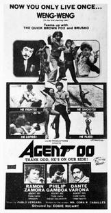 Agent 00 - Poster / Capa / Cartaz - Oficial 1