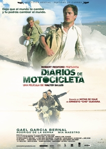 Diários de Motocicleta - Poster / Capa / Cartaz - Oficial 7