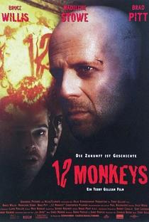 Os 12 Macacos - Poster / Capa / Cartaz - Oficial 7