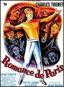 Romance de Paris   - Poster / Capa / Cartaz - Oficial 1