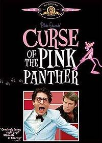A Maldição da Pantera Cor de Rosa - Poster / Capa / Cartaz - Oficial 2