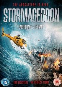 Stormageddon: Earthquake vs Tsunami - Poster / Capa / Cartaz - Oficial 1