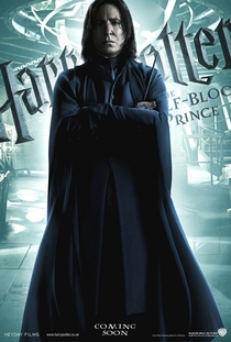 Harry Potter e o Enigma do Príncipe - Poster / Capa / Cartaz - Oficial 6