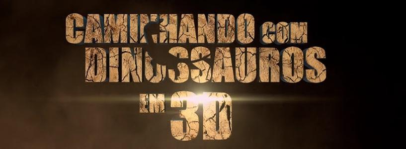 Confira o trailer legendado de CAMINHANDO COM DINOSSAUROS - O FILME |