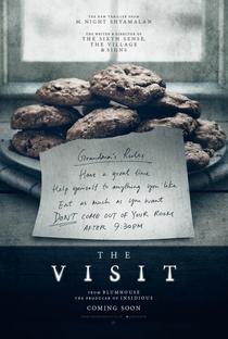 A Visita - Poster / Capa / Cartaz - Oficial 5
