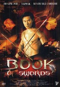 O Livro das Espadas - Poster / Capa / Cartaz - Oficial 2