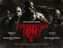 O Exército de Frankenstein - Poster / Capa / Cartaz - Oficial 6