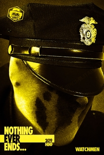 Watchmen - Poster / Capa / Cartaz - Oficial 5