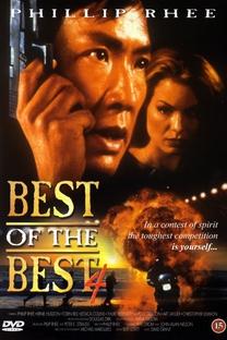 Best of the Best 4: Sem Aviso - Poster / Capa / Cartaz - Oficial 2