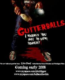 Gutterballs - Poster / Capa / Cartaz - Oficial 1