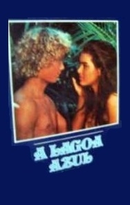 A Lagoa Azul - Poster / Capa / Cartaz - Oficial 7