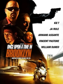 Once Upon a Time in Brooklyn - Poster / Capa / Cartaz - Oficial 1