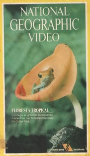 National Geographic Vídeo - Floresta Tropical - Poster / Capa / Cartaz - Oficial 1