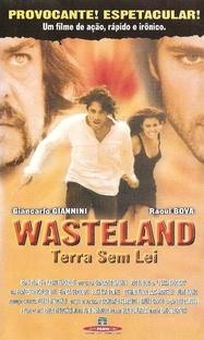 Wasteland - Terra Sem Lei - Poster / Capa / Cartaz - Oficial 1