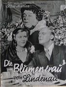 Die Blumenfrau von Lindenau - Poster / Capa / Cartaz - Oficial 1