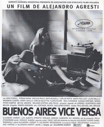 Buenos Aires Vice Versa - Poster / Capa / Cartaz - Oficial 1