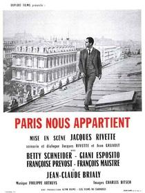 Paris nos Pertence - Poster / Capa / Cartaz - Oficial 1