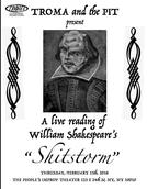 Shakespeare's Sh*tstorm (Shakespeare's Shitstorm)