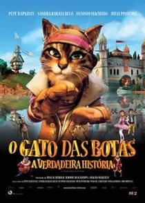A Verdadeira História do Gato de Botas - Poster / Capa / Cartaz - Oficial 1