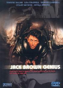 Um Gênio Chamado Jack Brown - Poster / Capa / Cartaz - Oficial 2