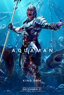 Aquaman - Poster / Capa / Cartaz - Oficial 10