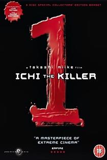 Ichi - O Assassino - Poster / Capa / Cartaz - Oficial 15