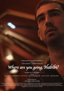 Where Are You Going, Habibi? - Poster / Capa / Cartaz - Oficial 4