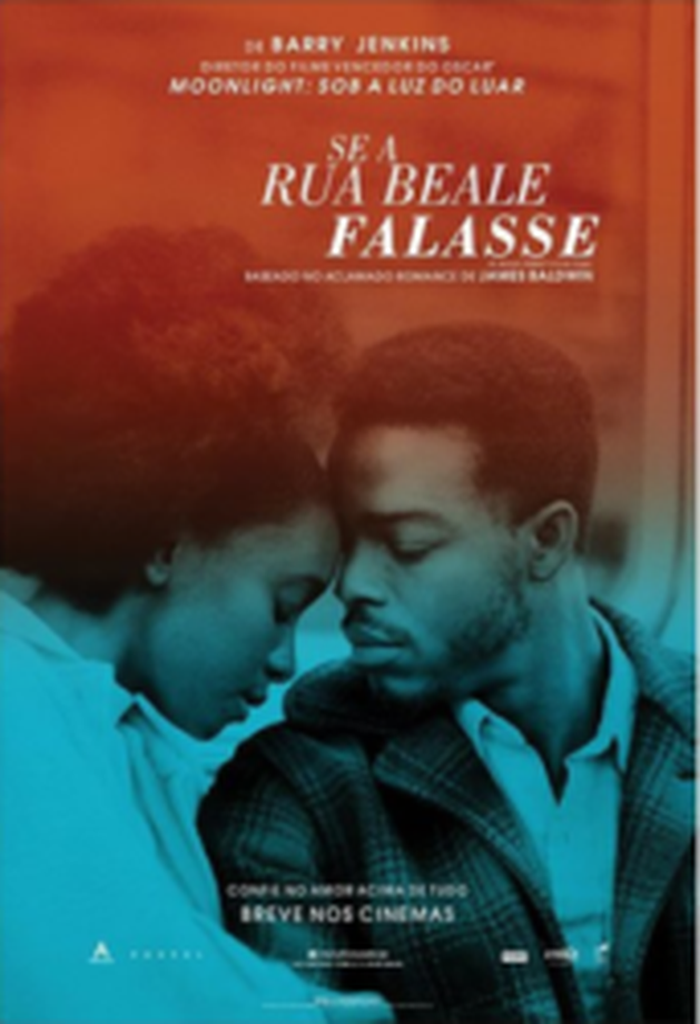 "Crítica: Se a Rua Beale Falasse (""If Beale Street Could Talk"")   CineCríticas"
