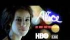 """Promo do seriado """"Alice""""."""