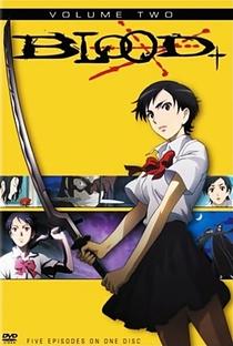 Blood+ (2ª Temporada) - Poster / Capa / Cartaz - Oficial 1