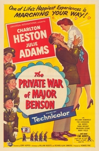 A Guerra Íntima do Major Benson - Poster / Capa / Cartaz - Oficial 1