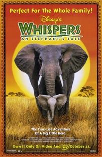 Whispers: Aventura Elefantástica - Poster / Capa / Cartaz - Oficial 2