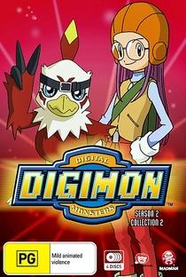 Digimon (2ª Temporada) - Poster / Capa / Cartaz - Oficial 6