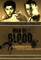 Man of Blood  - Poster / Capa / Cartaz - Oficial 1