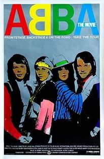 ABBA - O Filme - Poster / Capa / Cartaz - Oficial 3