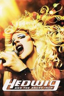Hedwig: Rock, Amor e Traição - Poster / Capa / Cartaz - Oficial 4