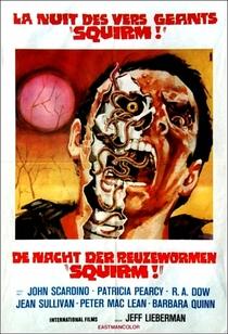 A Noite do Terror Rastejante - Poster / Capa / Cartaz - Oficial 5
